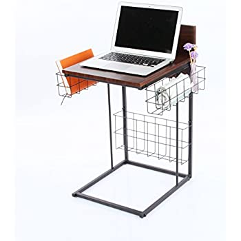 Amazon Com Wood Laptop Computer Desk Table Notebook