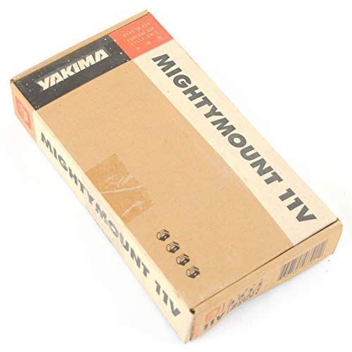 Yakima Vertical Mighty Mounts - Set of 4, 11V