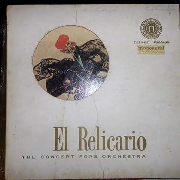 The Concert Pops Orchestra, Jose padilla, Agustin Lara, S ...