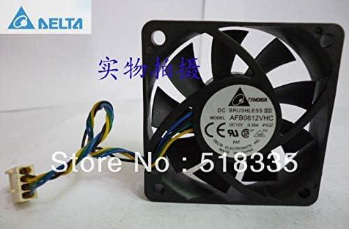 Original for delta 6CM 606013MM 6013 12V 0.36A 4-wire PWM fan AFB0612VHC server inverter pc case cooling fan