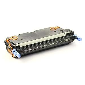 Tóner para HP 501A / Q6470A / Canon 711 BK / 1660B002   negro   6000 páginas
