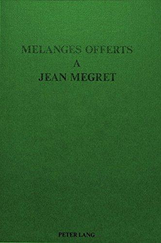 Descargar Libro Melanges Offerts A Jean Megret: President Du C.e.d.r. Membre De L'academie D'agriculture De France. Directeur De L'i.h.e.d.r.e.a. Avocat A La Cour Wolfgang Winkler