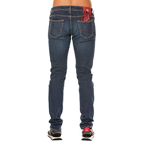 Uomo 32 DENIM COHEN JACOB J62200702 SIZE Jeans cod FvxzTOwzq