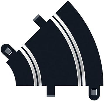 2X R1 Kurve 45 Grad Rennbahnhzubeh/ör Scalextric 500008202