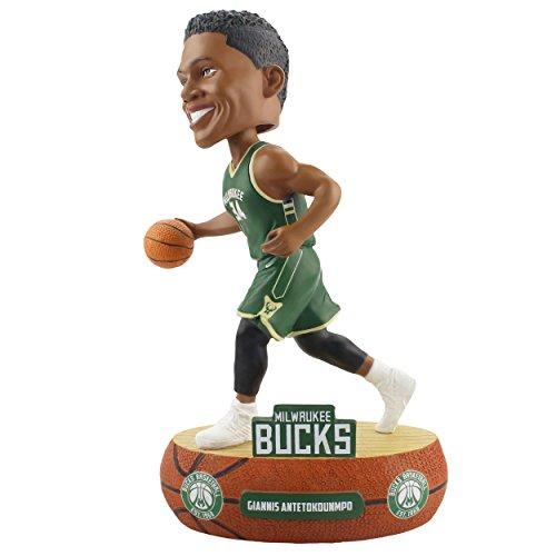 Giannis Antetokounmpo Milwaukee Bucks Baller Special Edition Bobblehead