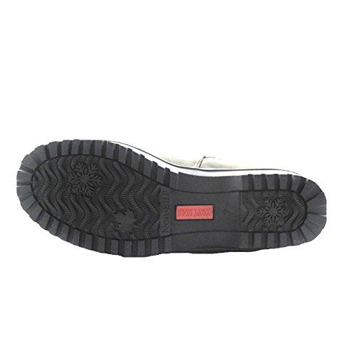 Comfy Boots Water Winter Grey Women's Waterloo Moda Resistant TTR8wgHq