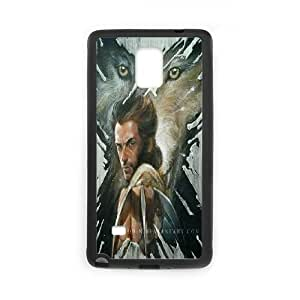 Samsung Galaxy S4 Phone Cases Black Wolverine FXC531981