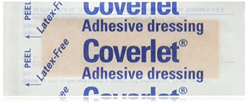 BI00231 - Bsn Jobst Coverlet Fabric Adhesive Bandage Strip 1