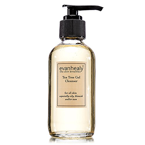 Tea Tree Gel Cleanser 4 Ounce Cleanser by evanhealy