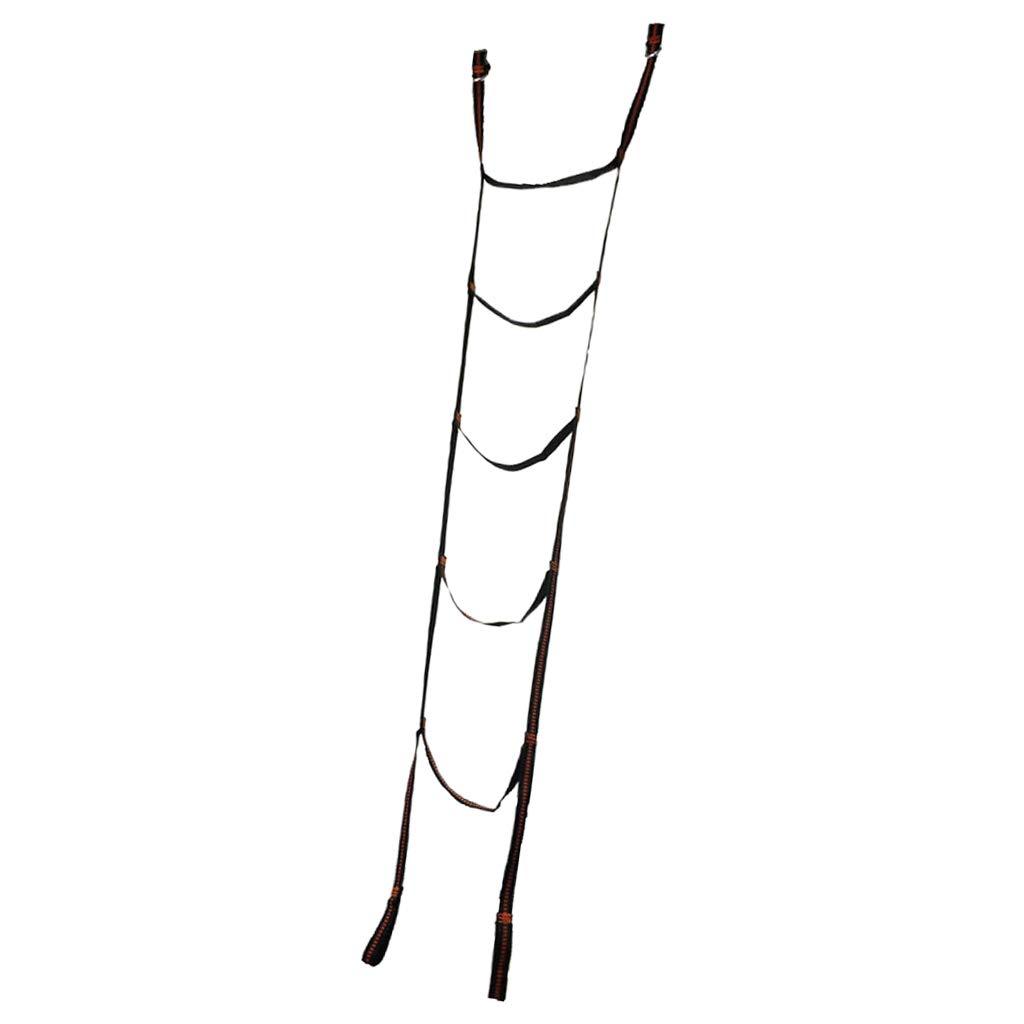 B Baosity 1 Unid Escalera de Cuerda Suministros de Deportes Multiusos para Escalada de Roca Monta/ñismo