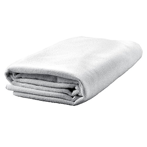 Microfiber Bath Towels – Fast Drying, Premium Plush Ultra Soft Feel Perfect as a Gym Towel Travel Towel(27 in. x 52 in.) from Trevco