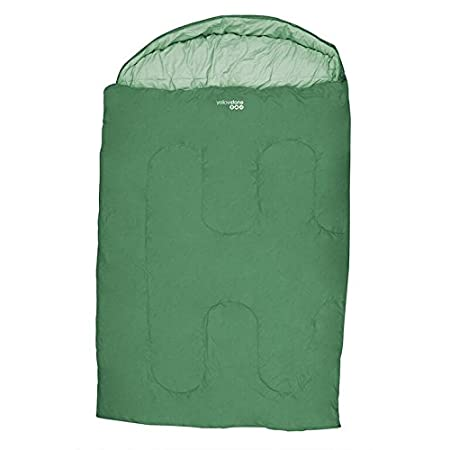 Amazon.com : Yellowstone Ashford Double 300 Sleeping Bag Blue : Sports & Outdoors