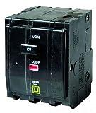 SCHNEIDER ELECTRIC Miniature Circuit Breaker 240-Volt 30/30-Amp QO3030 Switch Fusible Hd 600V 200A 3P/Neutral