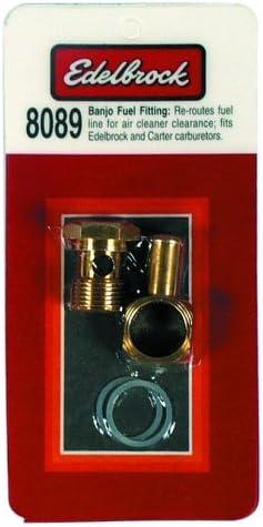 Edelbrock 8089 Fuel Fitting