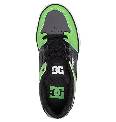 DC Shoes Pure Elastic SE - Shoes for Boys ADBS300273 Green/Grey/White footlocker for sale 1McKLoW
