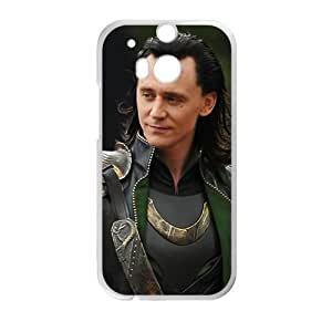Tom Hiddleston Funny Cell Phone Case for HTC One M8