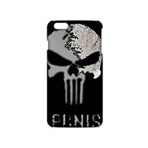 Fortune The Punisher 3D Phone Case for iPhone 6