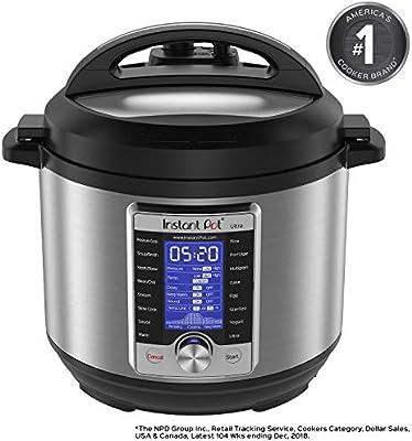 Amazon.com: Olla de cocción lenta Instant Pot ...