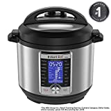 Instant Pot Ultra 6 Qt 10-in-1 Multi- Use Programmable Pressure Cooker, Slow Cooker