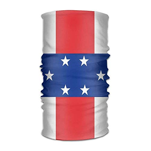 Note Antilles Netherlands (Soncive Flag of The Netherlands Antilles Unisex Outdoor Sport Scarf Headbands Bandana Mask Neck Gaiter Head Wrap Sweatband Headwear)