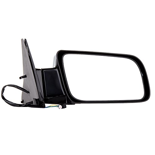 For Chevy Towing Mirrors Passenger Side for 1988-1998 Chevrolet GMC Pickup Truck 1992-1994 Chevrolet Blazer GMC Jimmy 1995-1998 Chevrolet Tahoe MC Yukon with Power Control 15764757 15764758