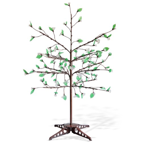 Exhart Anywhere Lighting LED Tree with Leaves