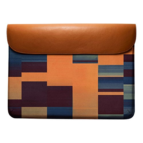 Macbook Pro DailyObjects Leather 13 For Envelope Real Glytch Hyryzyn Air Sleeve 044wnzSTx