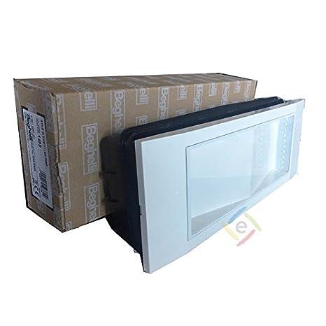 Ova Lampade Emergenza Catalogo.Beghelli 1499 Lampada Di Emergenza 11w 230v 8h Di Autonomia Amazon