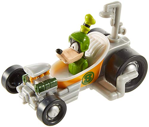 - Fisher-Price Disney Mickey & the Roadster Racers, Pull 'n Go Tubster Vehicle