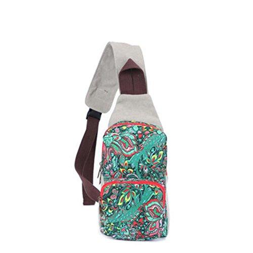 bandoulière A Mode à Pack A nbsp; sports chest simple Sac Incline de sac 07x0Og
