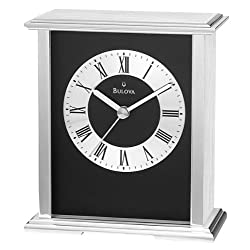 Bulova Baron Mantel/Tabletop Clock
