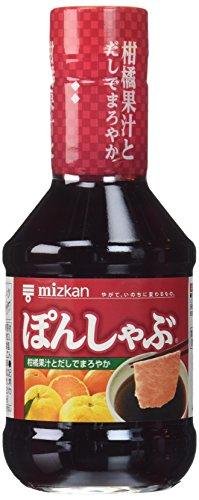 Mizkan Dipping Sauce For Shabu-Shabu Soy Sauce Flavor - Pon Shabu