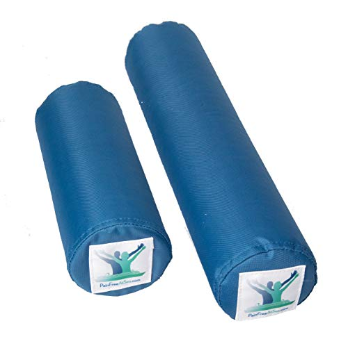Pain Free-Posture Long and Short Foam Roll/Towel Bundle