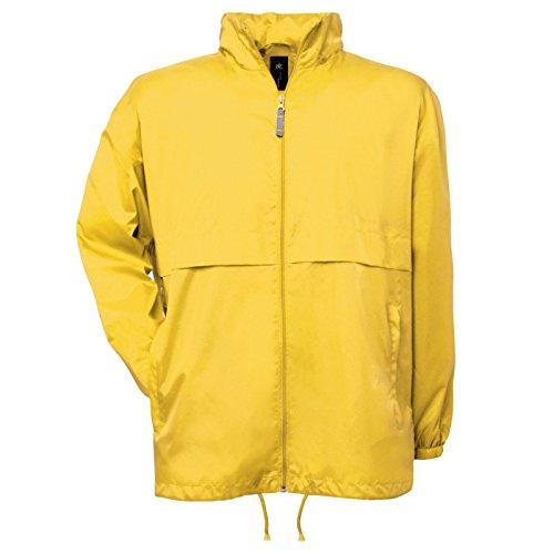 B&C Collection - Chaqueta - para Hombre Very Yellow