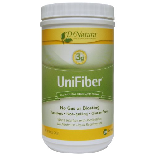 Drnatura Unifiber, Natural Fiber Supplement, 8.4-Ounce