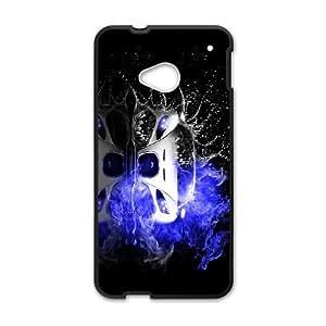 Bugatti HTC One M7 Cell Phone Case Black gift pp001_9457179