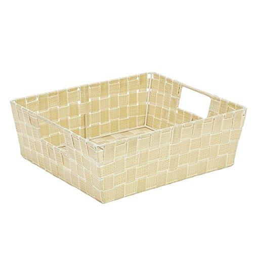 simplify-large-white-gold-lurex-striped-woven-strap-shelf-tote