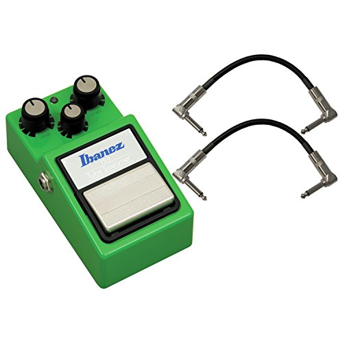 Ibanez TS-9 Tube Screamer Overdrive Pedal w/ Patch, used for sale  Delivered anywhere in USA
