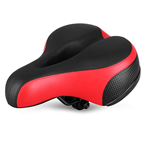 Vovomay Most Comfortable Bike Seat Men- Professional Bicycle