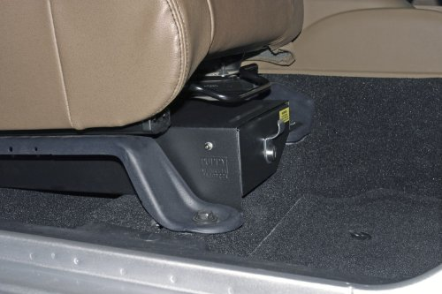 Tuffy 293-01 Conceal Carry Underseat Security Drawer, Mounts Under Passenger Seat 2007+ Jk Wrangler 4-Door