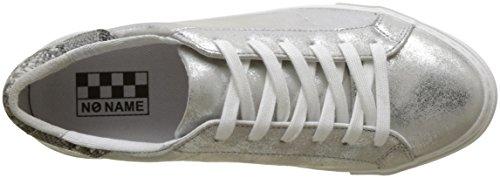 Grigio Arcade Noname Glow silver Basse Donna Sneaker qFSSwdX