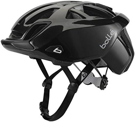 Bolle The One Road Standard Helmet, 54-58cm, Black Grey