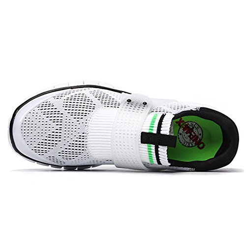 ONEMIX Men And Women's Walking Sports Running Shoes Super Lightweight Gym Sneakers Whiteblack factory outlet sale online sale Inexpensive low cost online very cheap for sale buy cheap sale nhMARgg