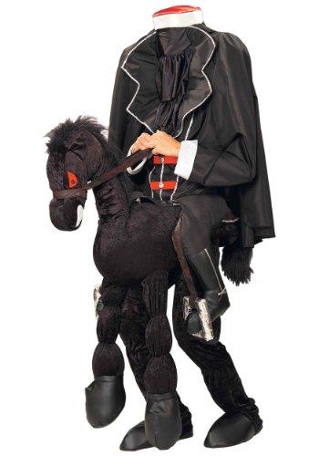 Forum Novelties Men's Headless Horseman Costume, Multi, -