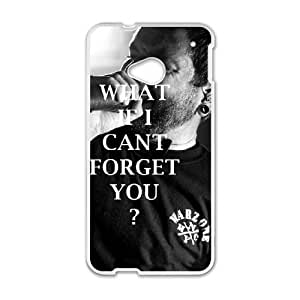 A Day To Remember HTC One M7 Cell Phone Case White Exquisite designs Phone Case KM4678H1