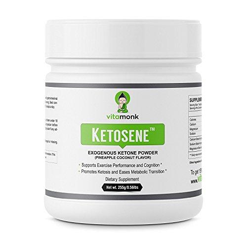 KetoseneTM Powerful Exogenous Ketones Supplement