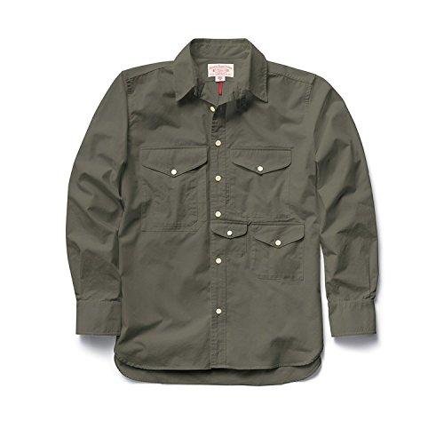 Filson Mens Cover Cloth Cruiser Shirt
