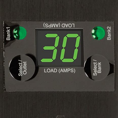 10 ft PDUMV30 30A L5-30P Tripp Lite Metered PDU 120V 0U Vertical Rack-Mount Power 24 Outlets 5-15//20R Cord
