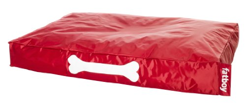 Fatboy Doggielounge, large dog bed - red by Fatboy (Image #1)