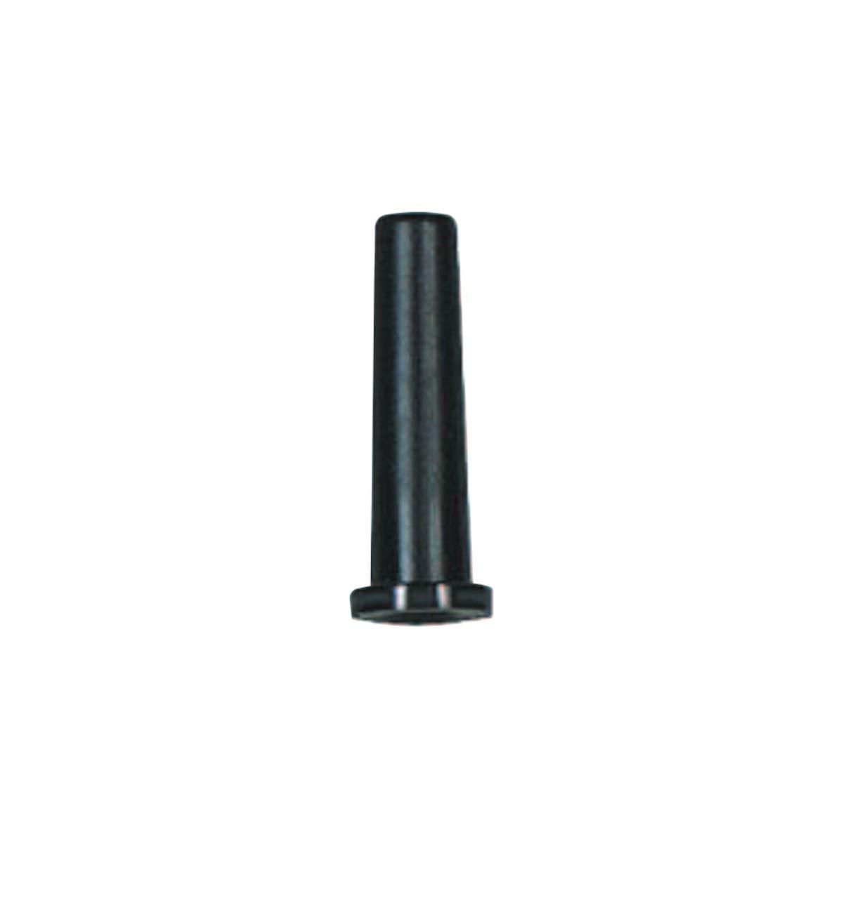 Kabelknickschutz Knickschutztü lle aus weich PVC schwarz fü r Kabelreparatur, Menge:10 Stueck, Grö ß e:6 mm NETPROSHOP